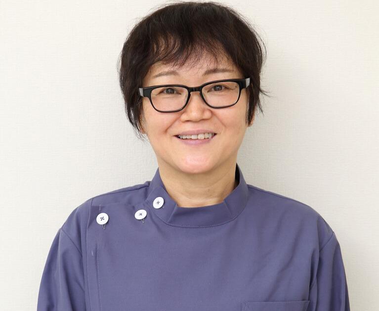 副院長 岸本寿子(きしもとひさこ)