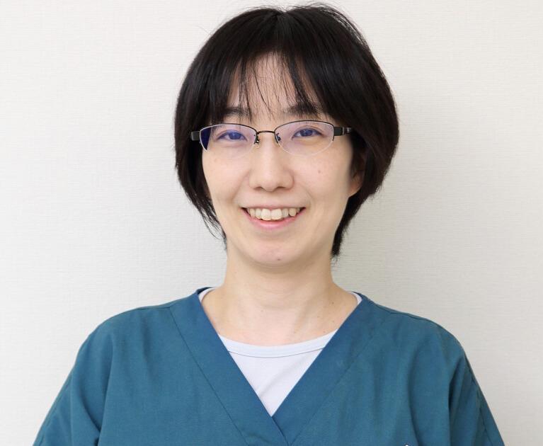 歯科医師 岸本真実(きしもとまみ)